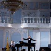 Дмитрий Галихин в Рахманиновском зале Московской консерватории