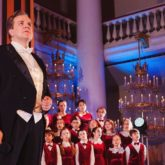 Дмитрий Галихин концерт в Колонном Зале  Москва 2107